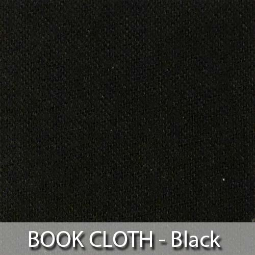 picture of black book cloth