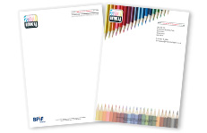 picture of some letterheads