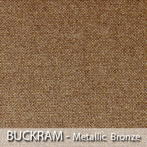 picture of metallic bronze book cloth