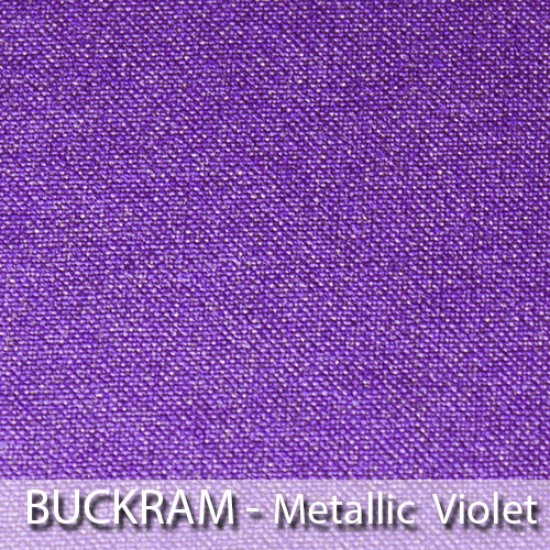 picture of metallic violet book cloth